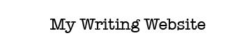Writing Website link